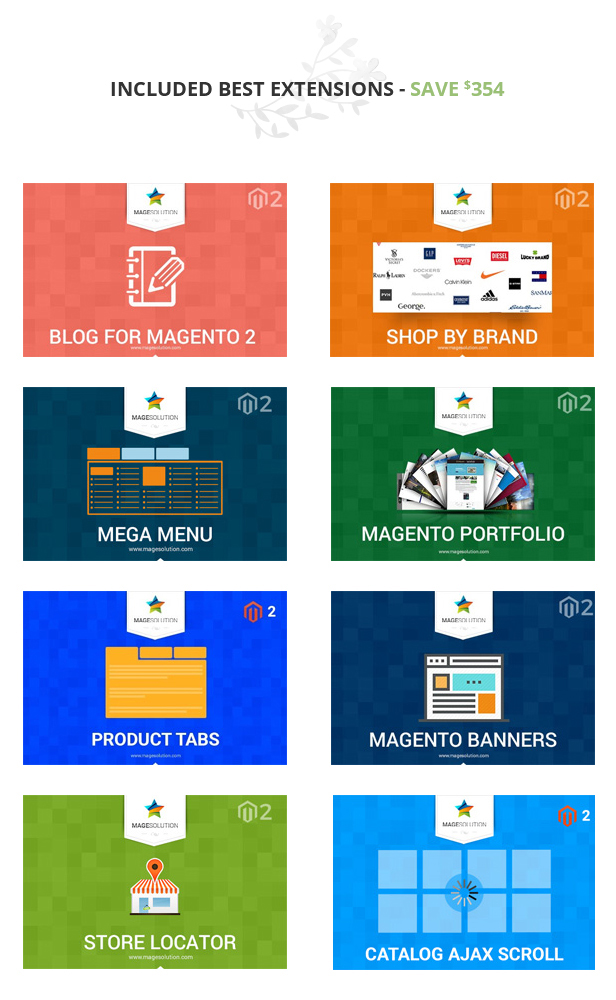 Organie - An Organic Store, Farm, Cake and Flower Shop Magento 2 and 1 Theme - 9