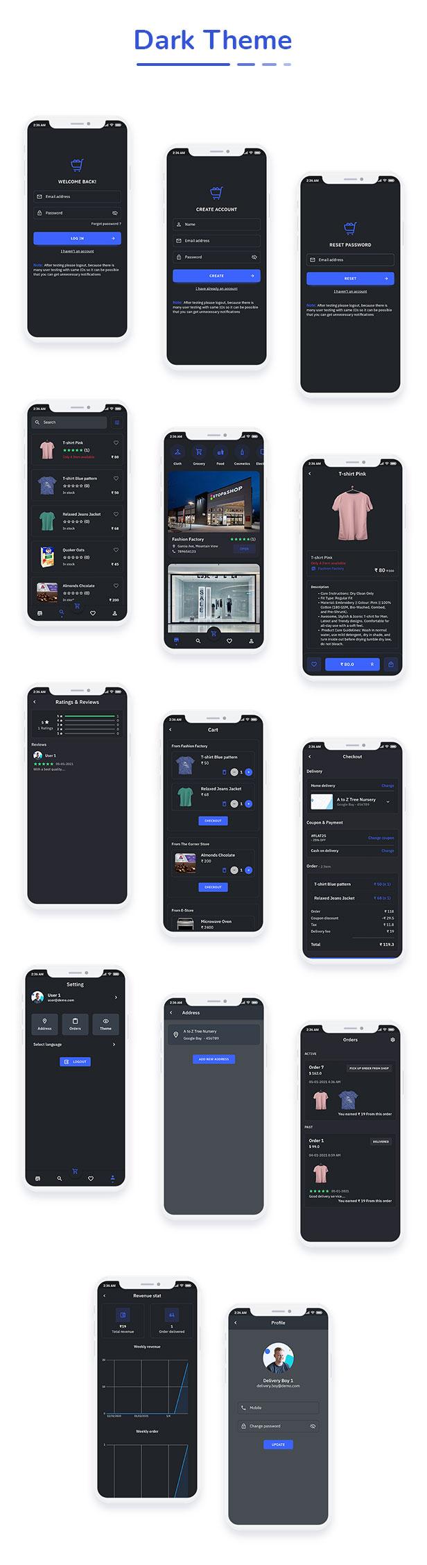 EMall | Multi Vendor E-Commerce Full App - 14