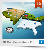 SmartIcon - 3D Icon Generator - Panel and Actions - 7