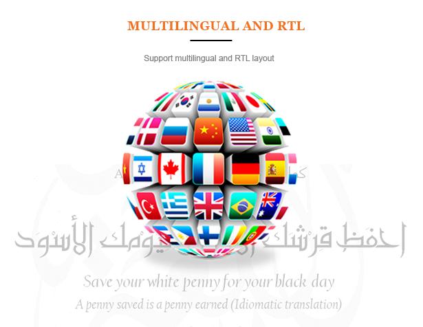 Zana - Multi-language