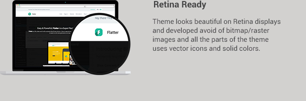 Flatter - Multi-Purpose Theme for Your Creativity - 8