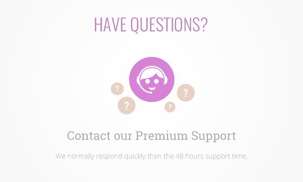 Have any questions? ask us!