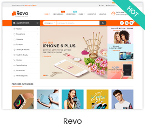 Toppy - Creative Multi-Purpose Magento Theme - 7