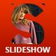 Glitch Photo Slideshow - 2