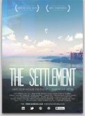 UFO Settlement Poster Template