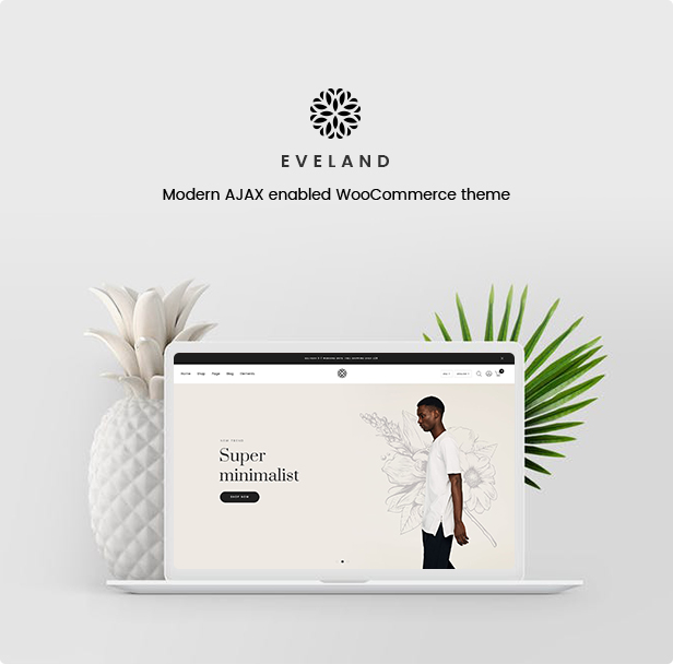 Eveland – Modern AJAX enabled WooCommerce theme (RTL Supported) 48