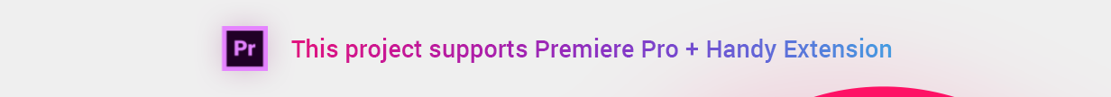 Graphics Pack for Premiere Pro - 5