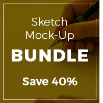 Sketch Mock-Up Bundle