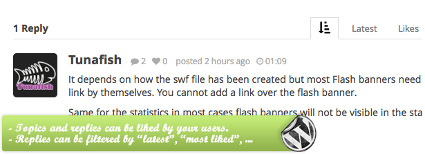 WP Pro Forum System - wordpress-plugins, forums, codecanyon