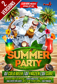 Salsa Party Flyer Template - 48