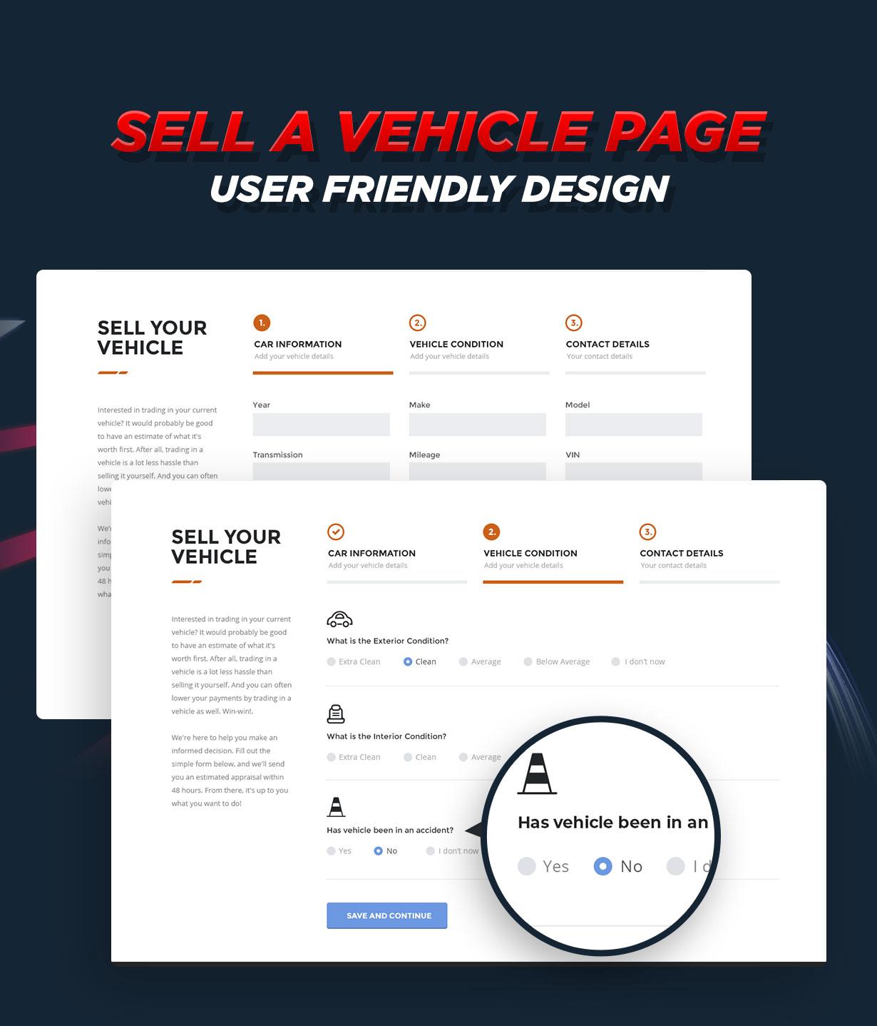 Motors - Car Dealer, Rental & Listing WordPress theme - 11