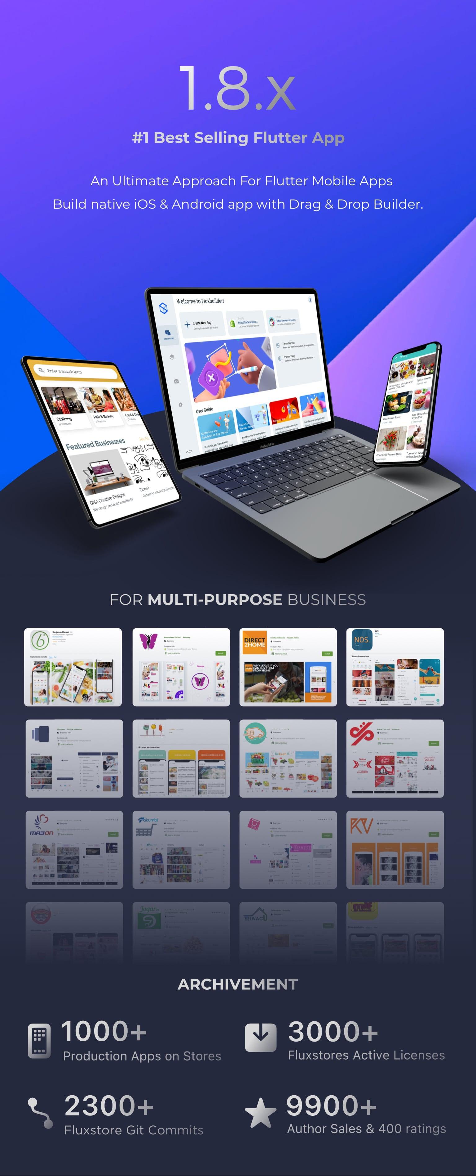 Fluxstore WooCommerce - Flutter E-commerce Full App - 3