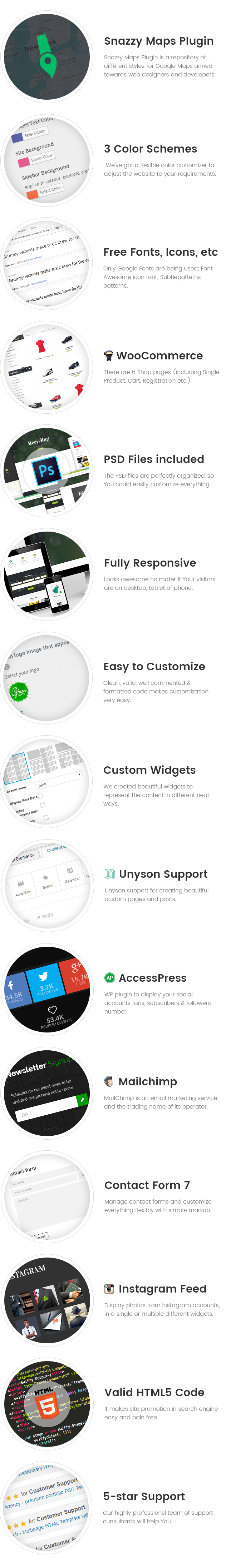 GoGreen - Waste Management and Recycling WordPress theme