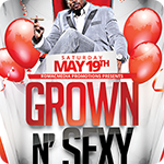 Grown n' Sexy Birthday Party