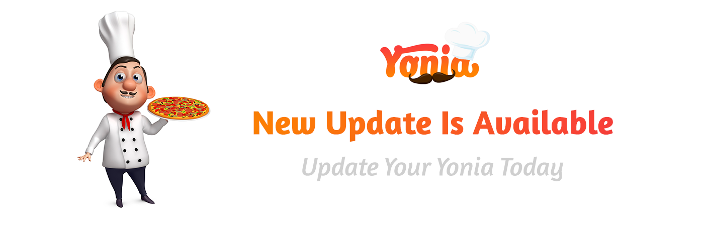 Yonia - Complete React Native Recipes App + Admin Panel - 1