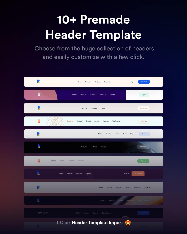 Rakon - Creative Multi-Purpose Landing Page HTML5 Template (RTL Supported) - 3