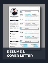 Resume & Cover Letter - 39
