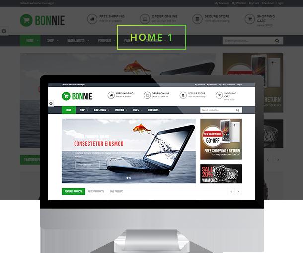 VG Bonnie - Creative WooCommerce WordPress Theme - 7