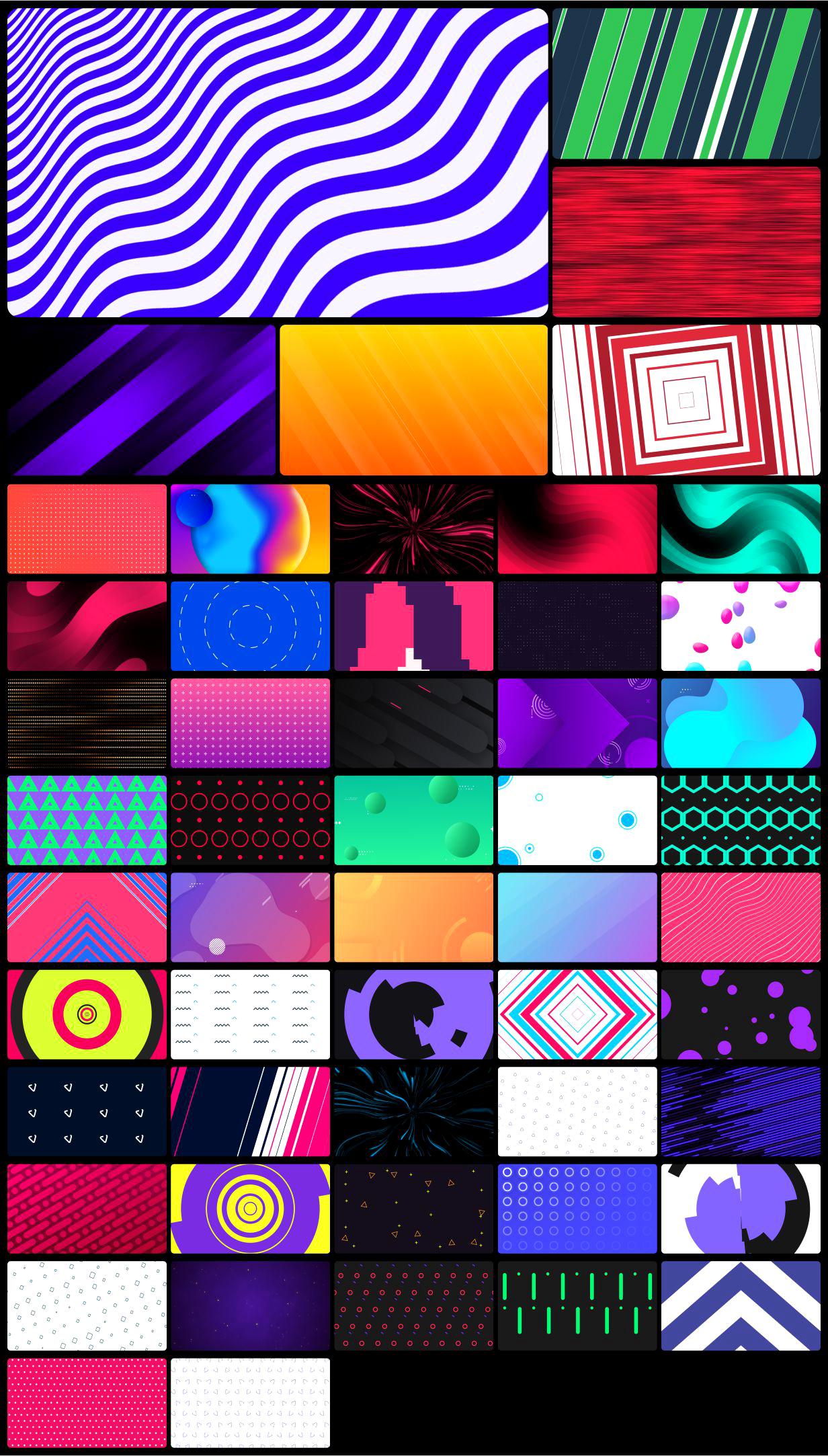Gaze - Graphics Pack - 32