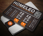 Sticker Business Card - 115
