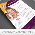 Multipurpose Corporate Flyers, Magazine Ads vol. 5