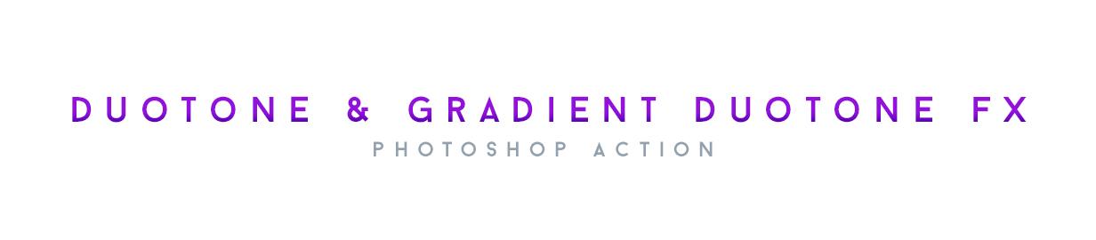Duotone & Gradient Duotone Photoshop Action - 1