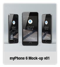 myPhone 6 Plus Mock-up 02 - 8