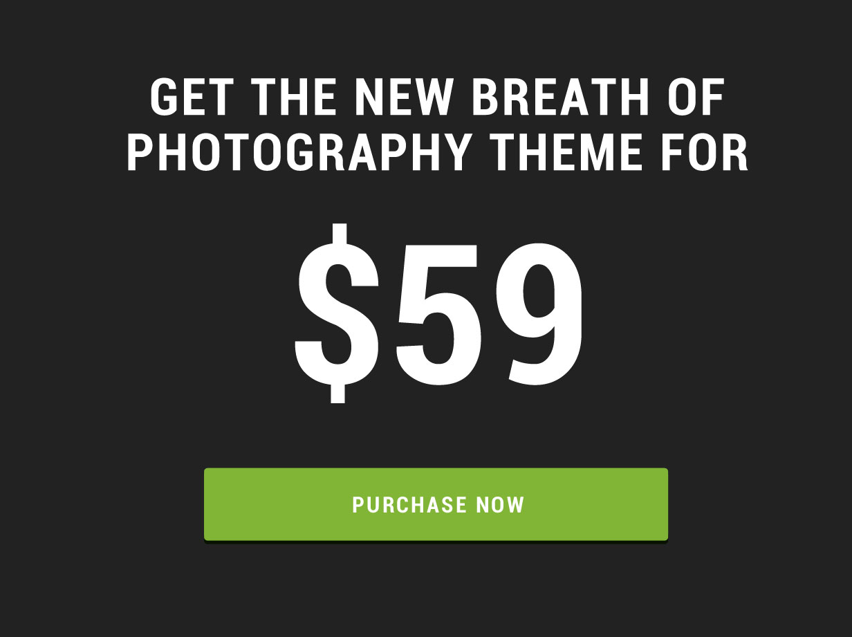 Grand Photography - Photography WordPress for Photography