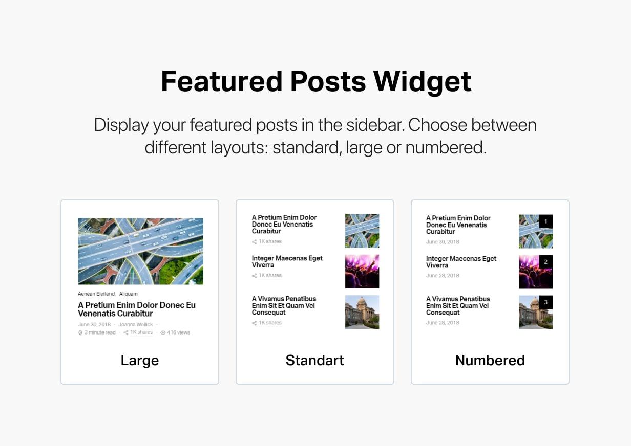 Spotlight - Feature-Packed News & Magazine WordPress Theme - 48