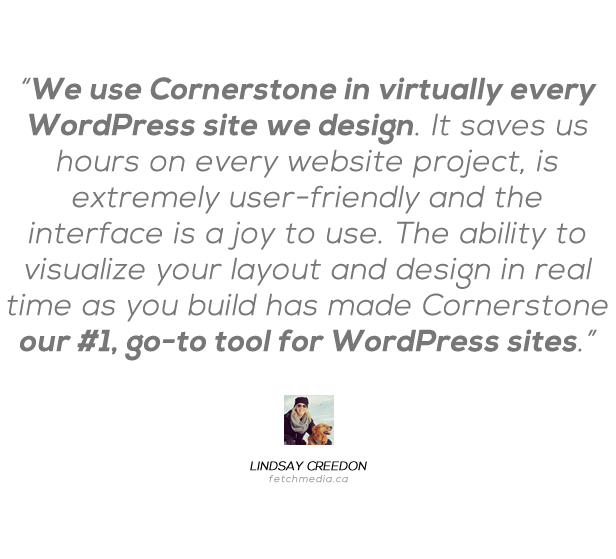 Cornerstone | The WordPress Page Builder - 6