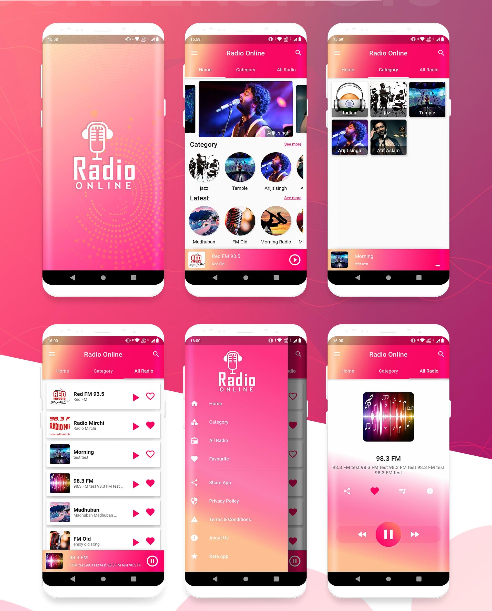 Radio Online - 4