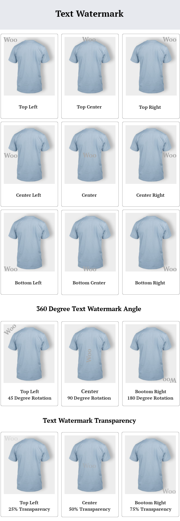 SUMO WooCommerce Product Image Watermark - 2