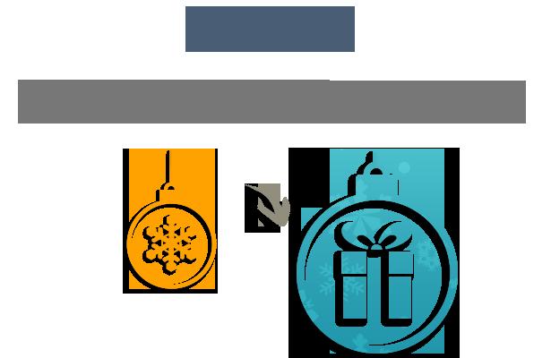 Christmas Card Magic Lights - 4
