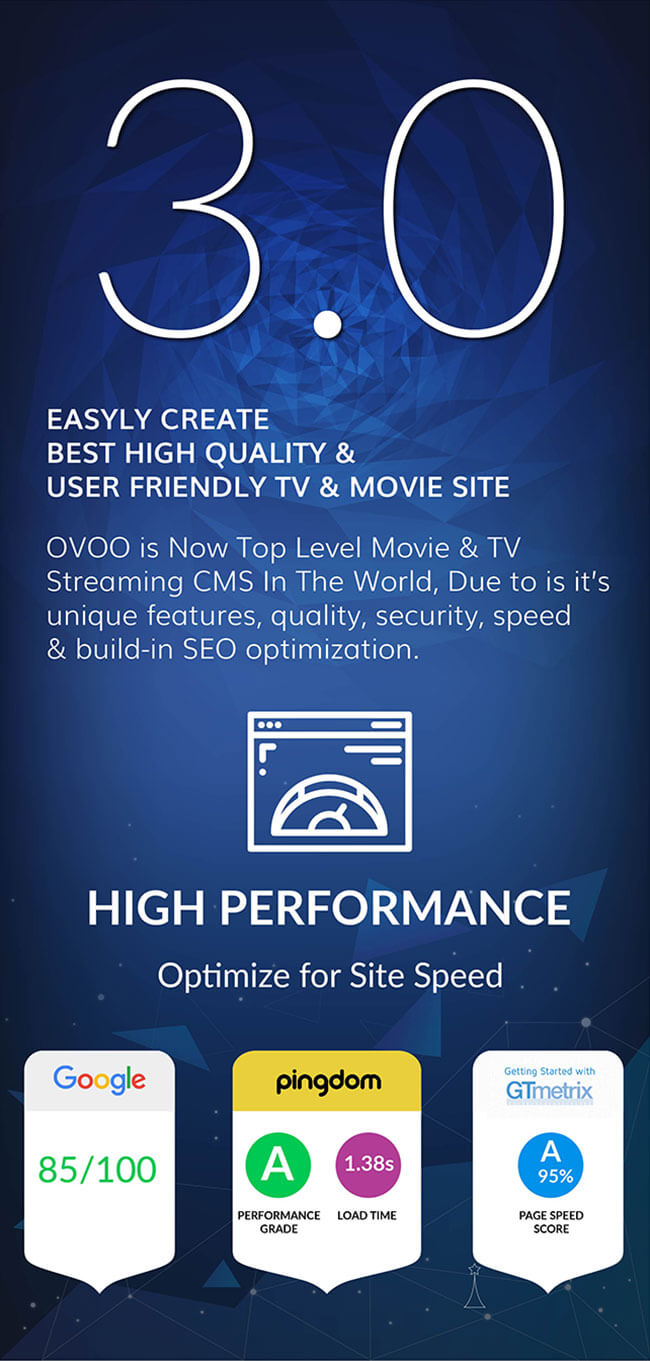 OVOO - Live TV & Movie Portal CMS with Unlimited TV-Series - 2