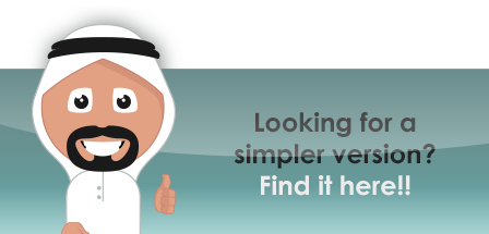 Arabic Man Mascot - 1