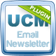 UCM Plugin: Download the Mass Email Newsletter System