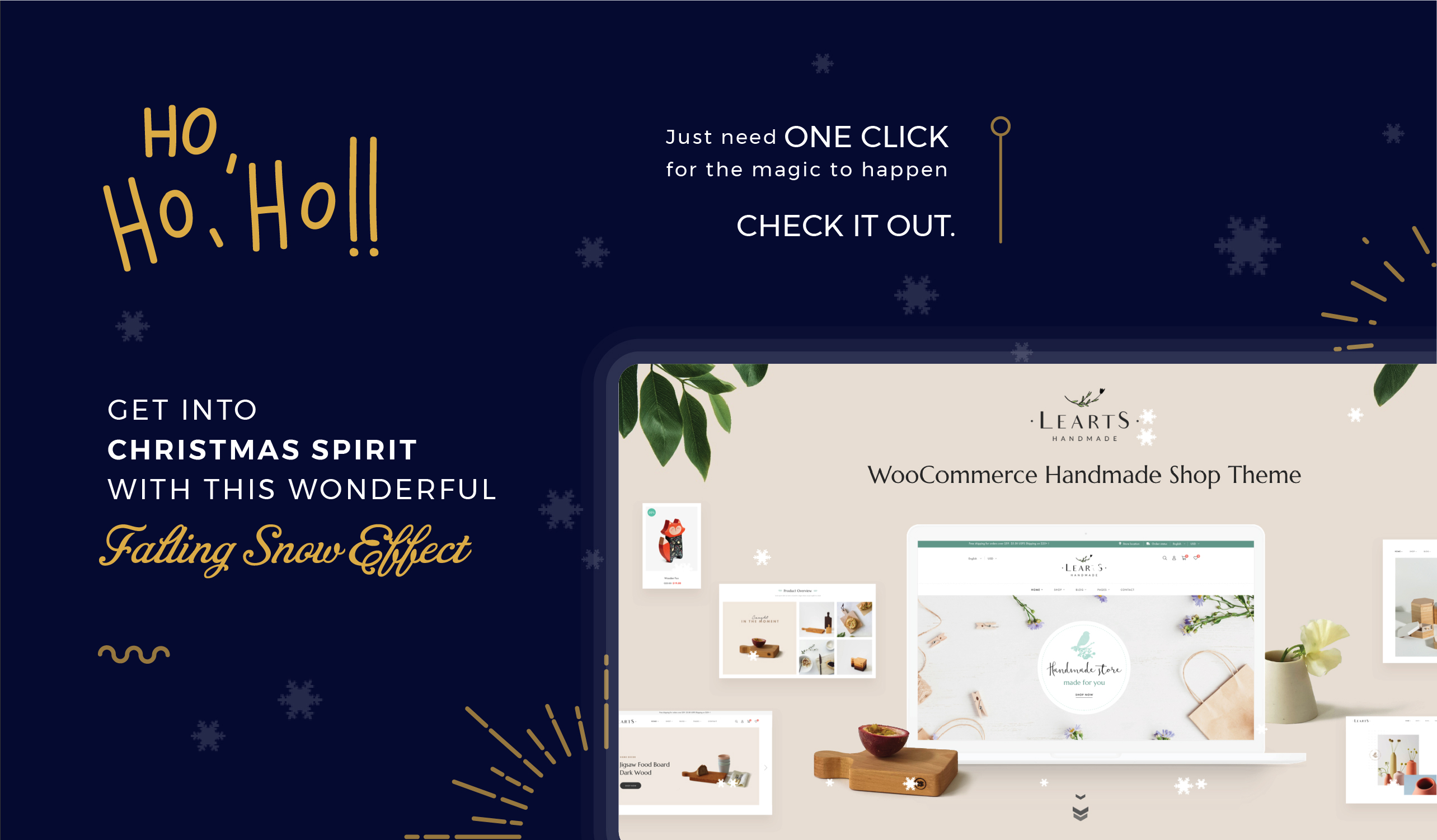 LeArts - Handmade Shop WooCommerce WordPress Theme - 6