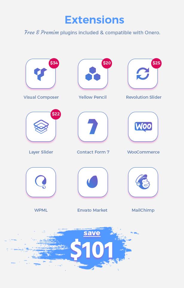 Onero | Creative Portfolio Theme for Professionals - 10