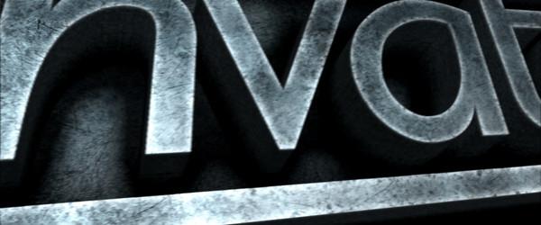 Cinematic Grunge Stone 3D Logo Opener - 4