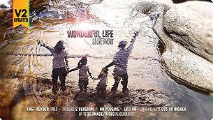 Wonderful Life Slideshow