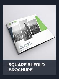 Square Brochure - 14