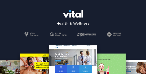 Care - Medical and Health Blogging WordPress Theme - 6