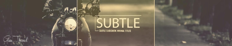 Inspiring Parallax Slideshow - 3