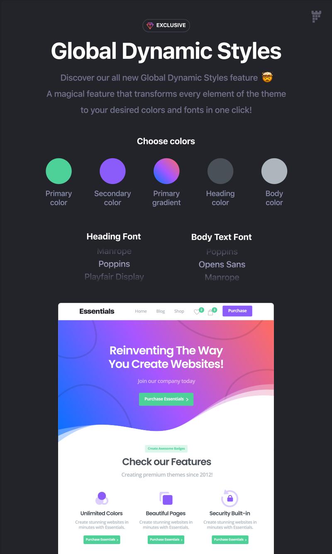 Essentials | Multipurpose WordPress Theme - 13