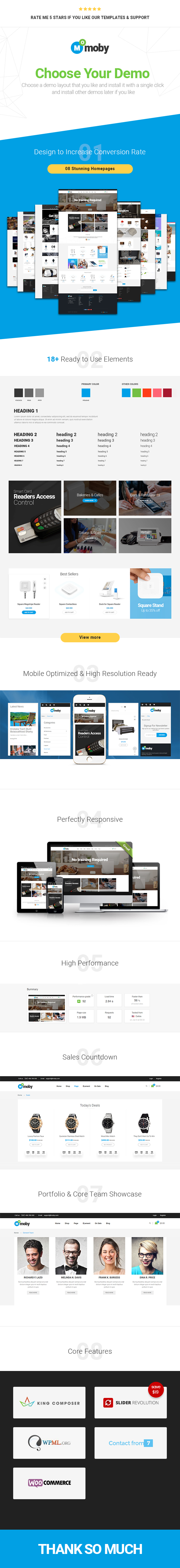 Multipurpose Creative WordPress Theme