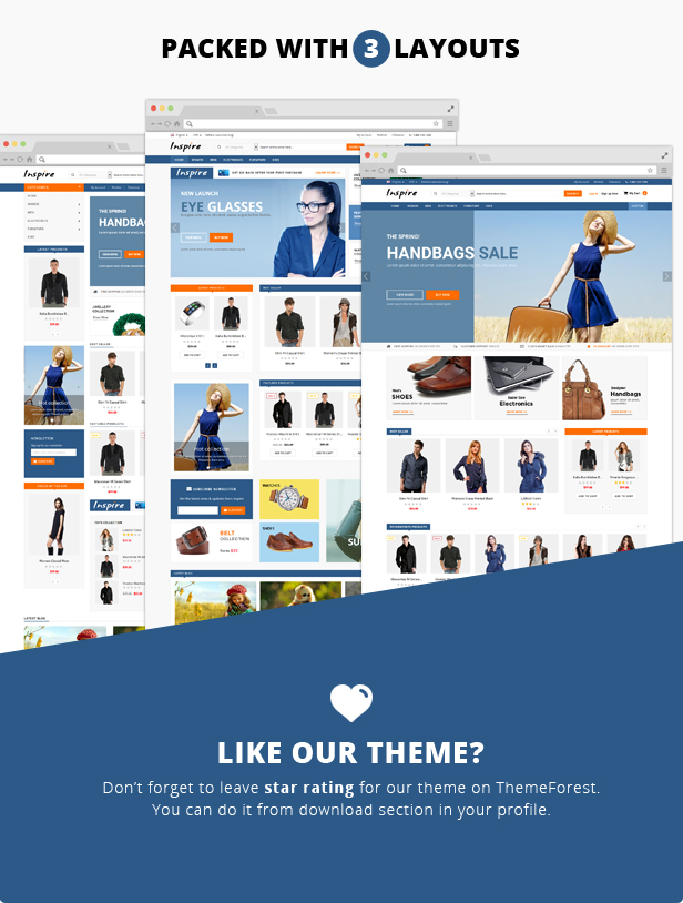 best magento template