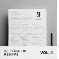 Simple Resume/Cv Volume 6 - 9