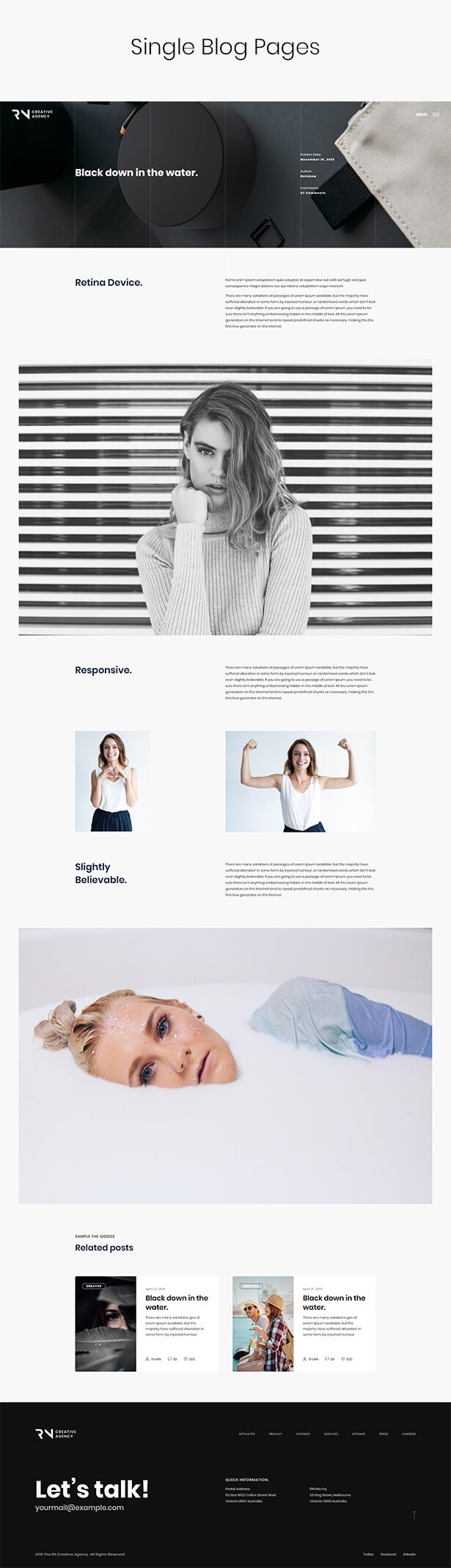 TheRN - Creative Agency HTML5 Template - 8