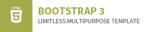 MukamMulti Purpose PSD Theme - 2