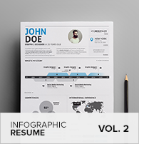 Clean Resume Vol. 5 - 7